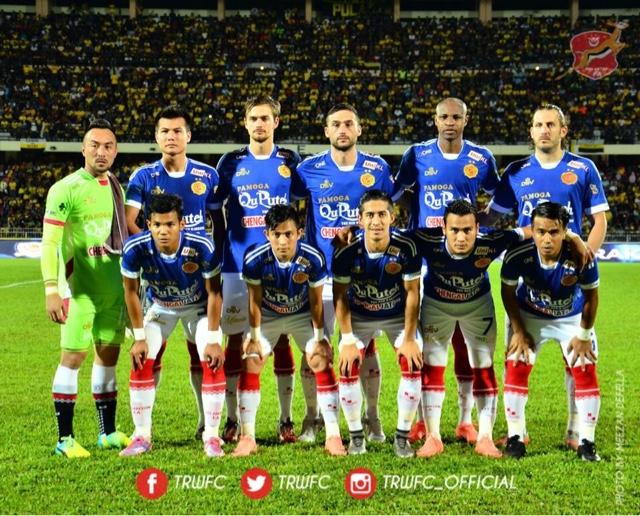 Liga Super 2016 : Perak vs Kelantan