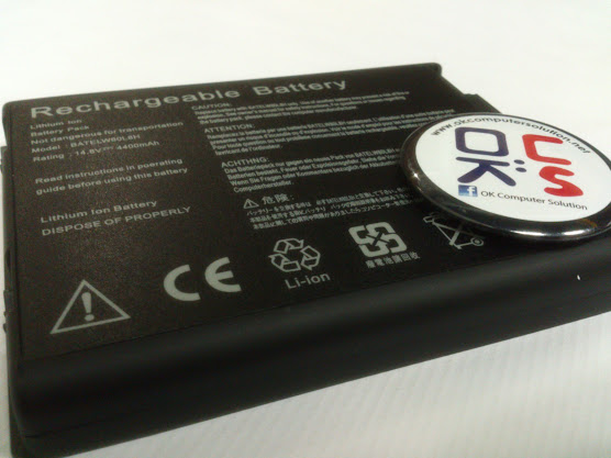 Battery bateri for Acer Aspire 2021,2022 2023,2025,2200