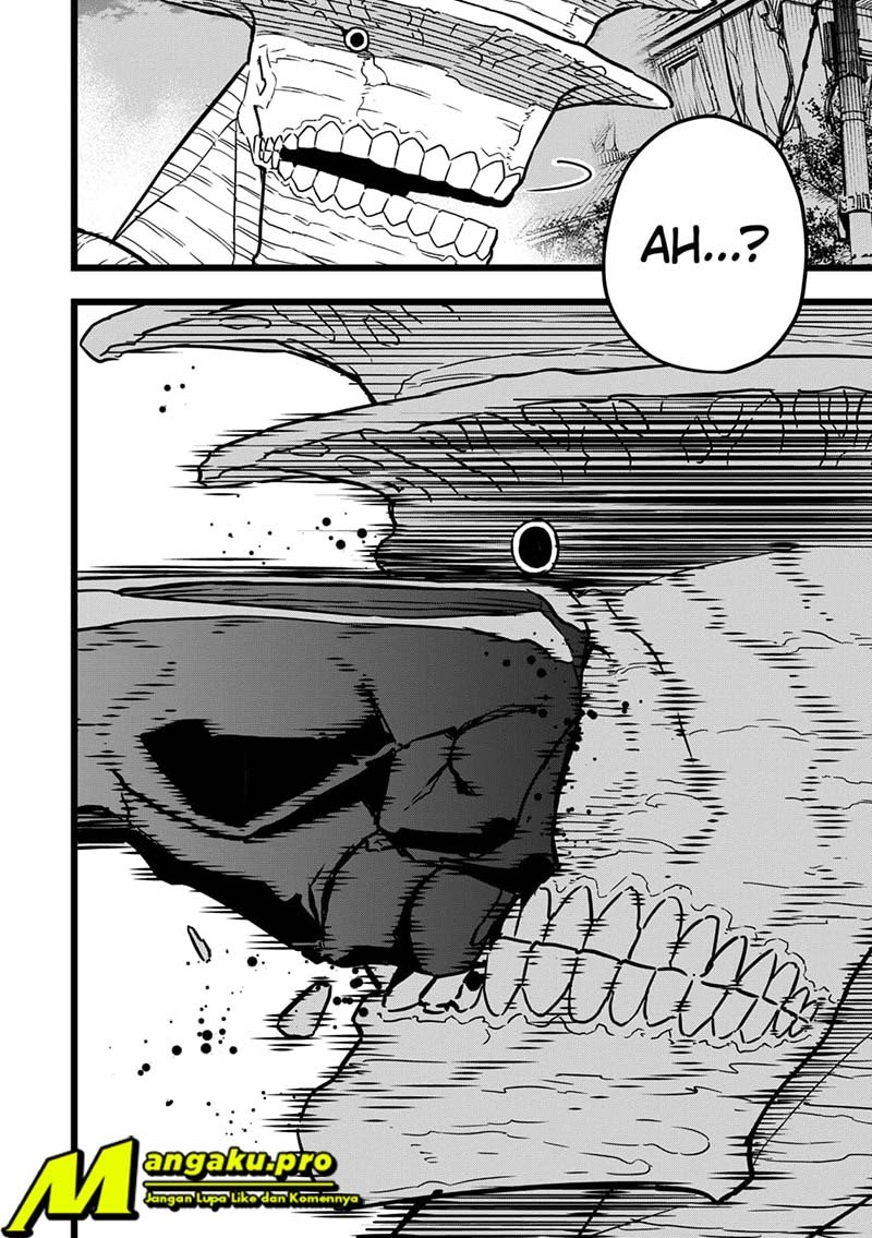 8Kaijuu Chapter 17