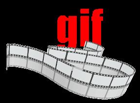 convertir video a gif - logo