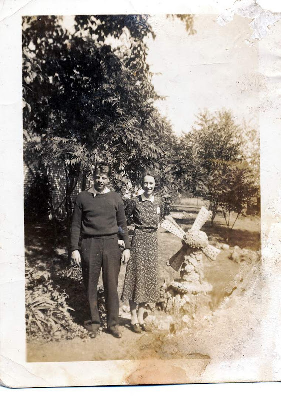 Richard and Thelma Maul