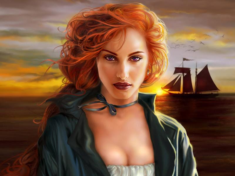 Mysterious Hunter, Fantasy Girls 1
