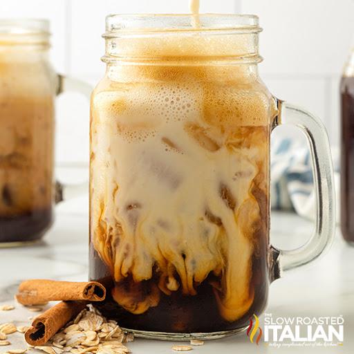 Iced Cinnamon Dolce Latte (Starbucks Copycat)
