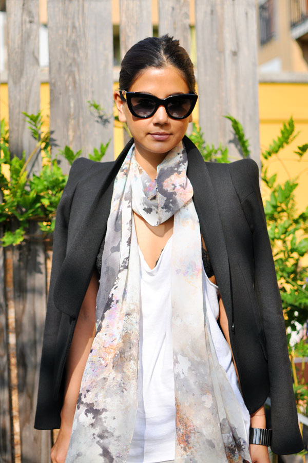 Christine Ha Fashion Style