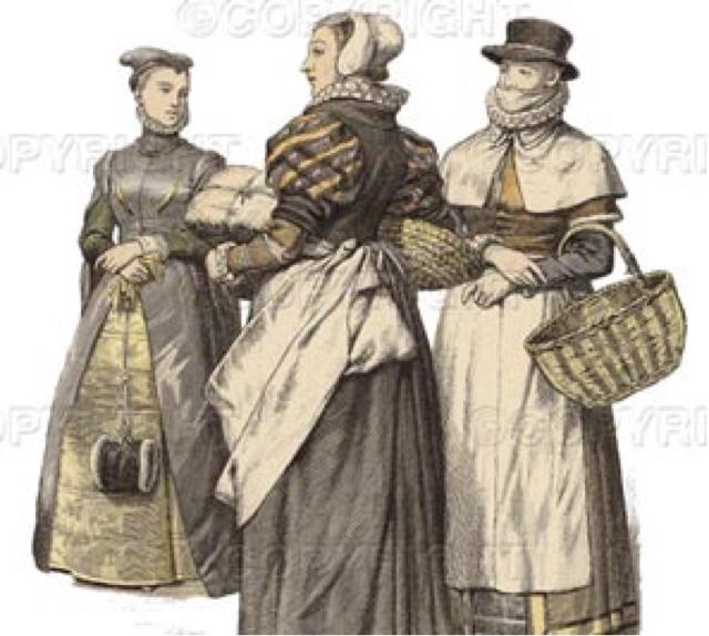 women in the elizabethan era
