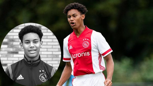 Ajax youth player Noah Gesser,16, dies in car accident with his brother