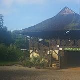 L'Auberge des Orpailleurs (Guyane). 29 novembre 2011. Photo : J.-M. Gayman