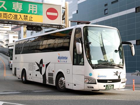 西鉄高速バス「福岡~延岡・宮崎線」(夜行バス)