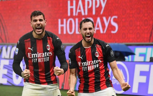 AC Milan Menang Lagi! Kini Cipta Rekod di EROPAH!