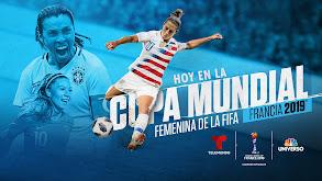 Hoy en la Copa Mundial Femenina FIFA 2019 thumbnail