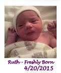 Welcome Ruth