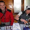 Dan 2 - rakijica i doručak prije nastavka prema Saddle hutu
