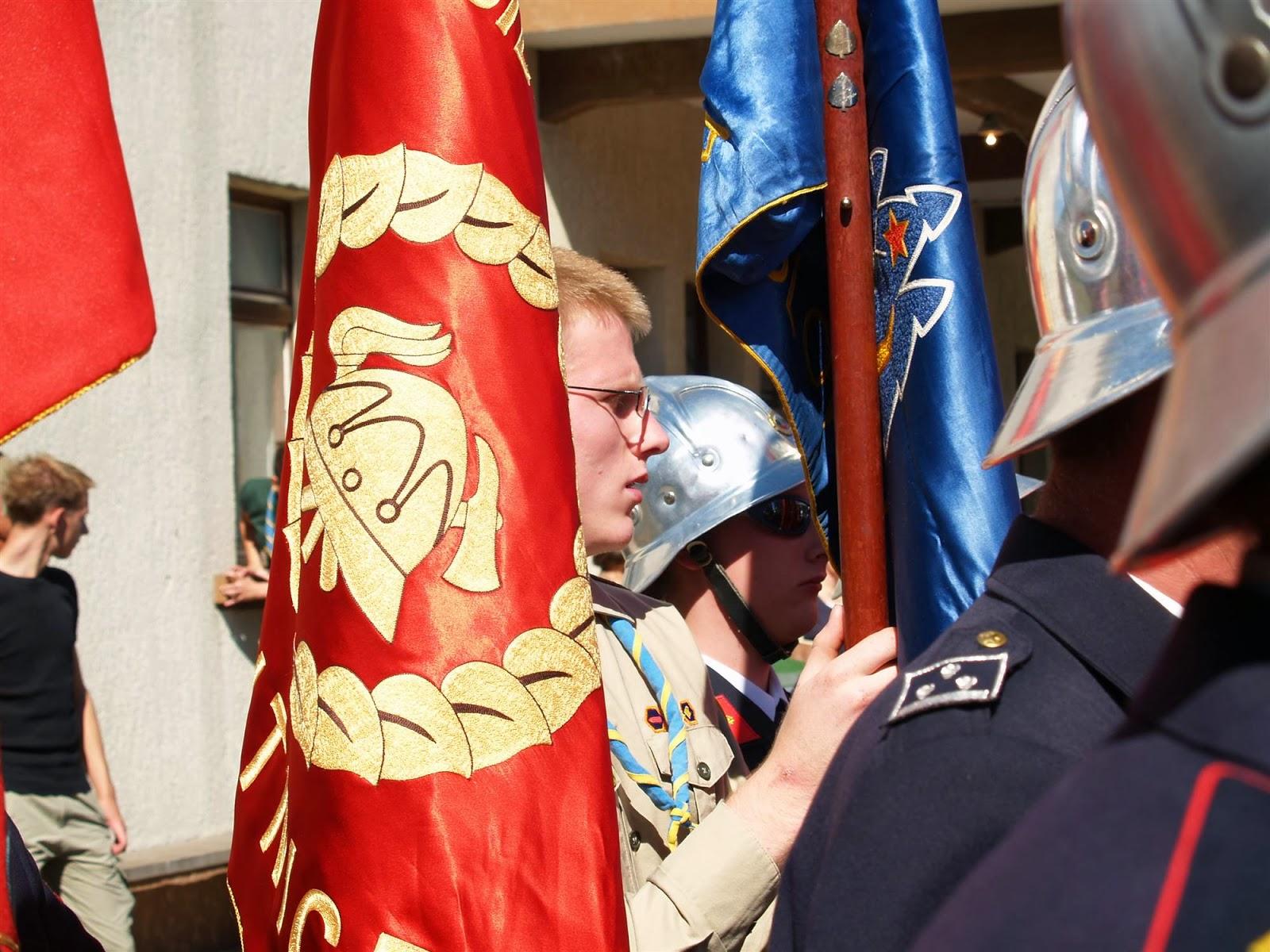 Gasilska parada, Ilirska Bistrica 2006 - P0103570.JPG