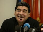 Maradona vote César Luis Menotti