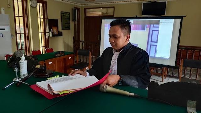 Gugatan Sebidang Tanah, Apiani tak Hadir di Sidang Perdana