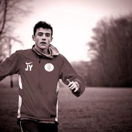 A  little  light   training by Gordon Simpson - Sports & Fitness Running
