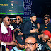 Gbedu: Olamide, Phyno, E-money Turn up for Kcee's birthday party (Photos)