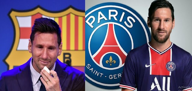 BREAKING! Barcelona lawyers file lawsuit to block Lionel Messi's move to PSG