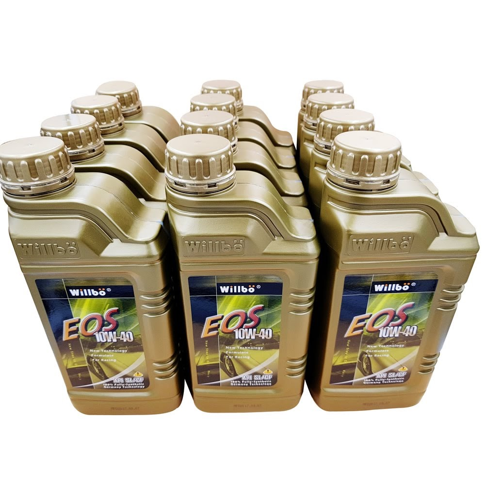 WILLBO EOS 10W40 SL<br/>多元醇酯全合成機油((12瓶裝)