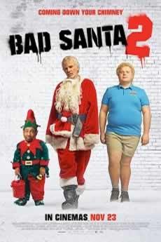 Capa Papai Noel às Avessas 2 Torrent