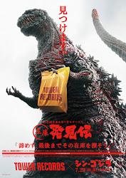 Godzilla Resurgence - Godzilla tái xuất