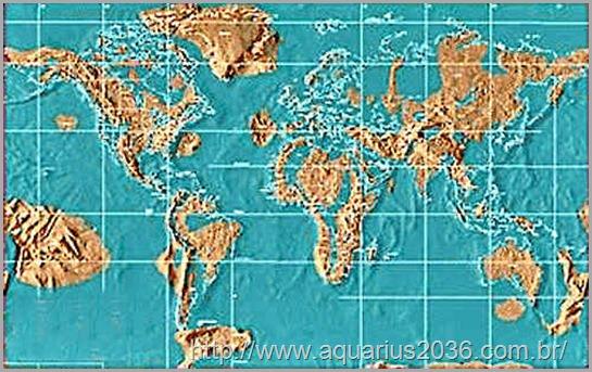 Futura Geografia dos Continentes