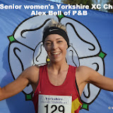 Yorkshire XC Women 2015