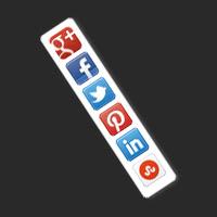 Barre de boutons - Pack share link