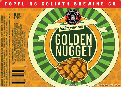 Image result for toppling goliath nugget