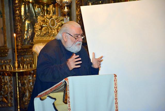 Sorin Dumitrescu la Sf. Silvestru despre Inviere 017
