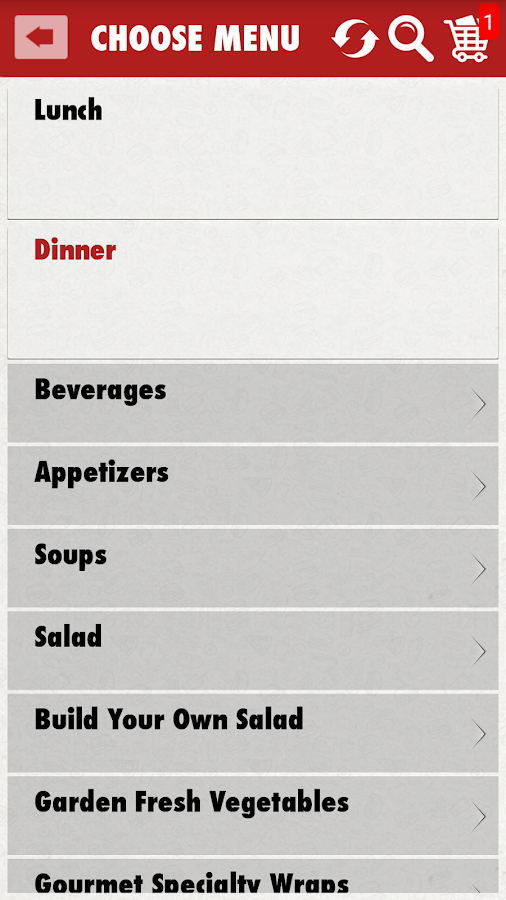 Sal's Gourmet Pizza- screenshot