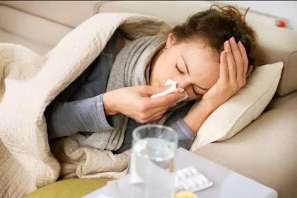 5 Makanan yang Harus Dihindari saat Diserang Flu, Apa Saja?