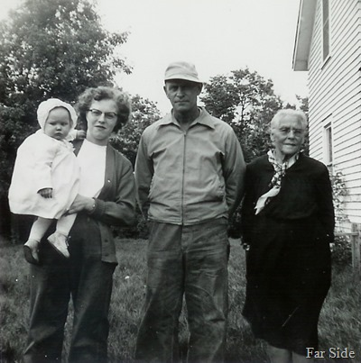 Four Generations 1951