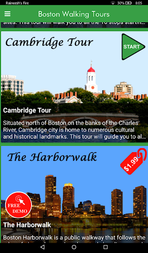 Boston Walking Tours screenshot 10