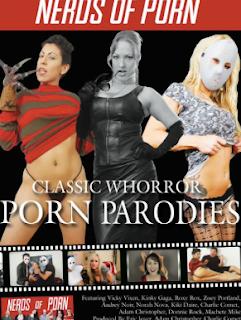 Classic Whorror Porn Parodies