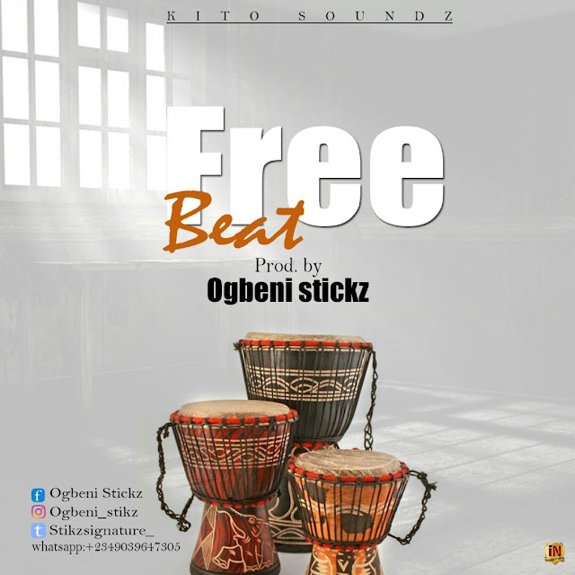 Instrumental: Free Beat By Ogbeni Stickz