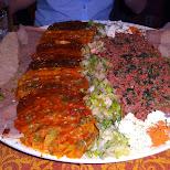 Nazareth Bar - Ethiopian Dining in Toronto, Ontario, Canada
