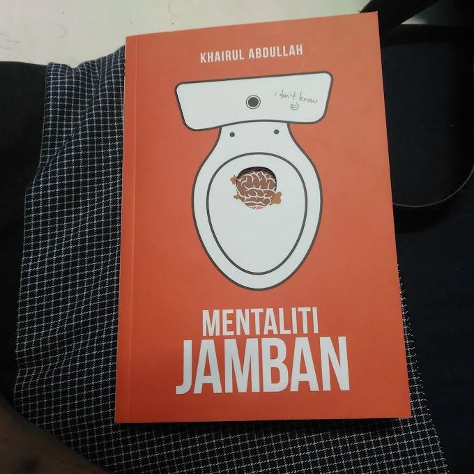 Mentaliti Jamban Gaya Pemikiran Rakyat Malaysia?