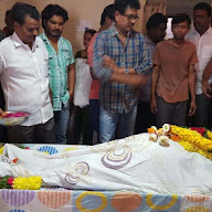 Ms Narayana Wife Dead Body photos