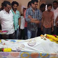 Ms Narayana Wife Dead Body photos