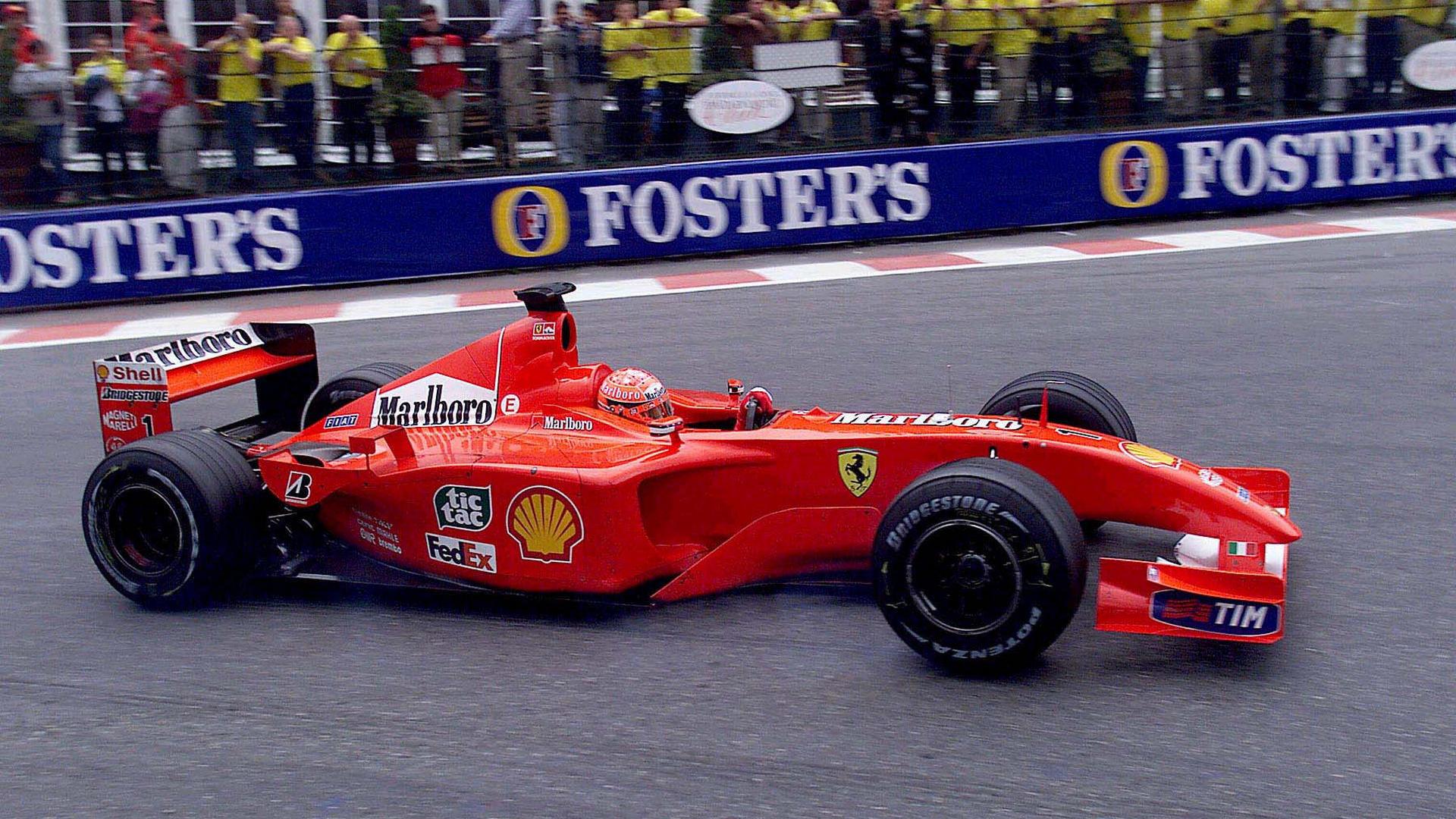 HD Wallpapers 2001 Formula 1 Grand Prix Of Belgium F1