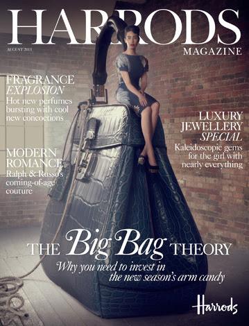 #英國 Harrods百貨公司:The Big Bag Theory 抓住女人的心! 1
