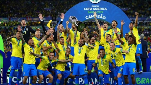 Copa America: Tournament to be hosted by Brazil after Argentina removed