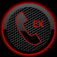 THEME DARK SPACE RED EXDIALER
