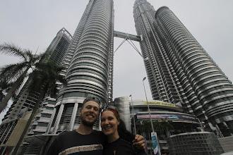 Photo: Petronas bokštai. Iki 2004 metų buvęs aukščiausias pasaulio pastatas. Vis dar aukščiausi bokštai dvyniai.   Petronas towers. The tallest building until 2004. Still the highest twin towers.