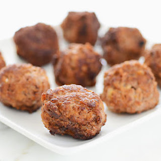 Basic Meatballs.