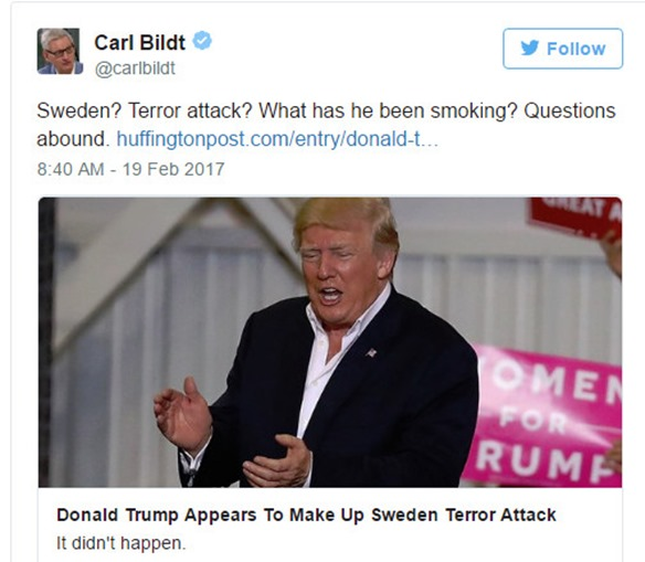 swe trump no attack