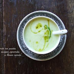 Cucumber and Mint Gazpacho