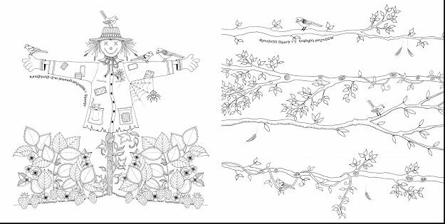 Good Secret Garden Coloring Book With Garden Coloring Pages And Garden  Coloring Pages For Preschool