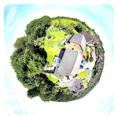Tiny Planet - Living Planet